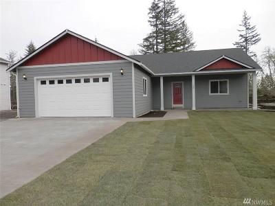 Rainier Single Family Home For Sale: 122 Carver Walk SE