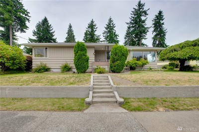 Fircrest Single Family Home For Sale: 404 Buena Vista Ave