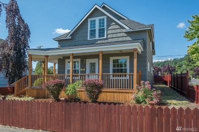 Chehalis Single Family Home For Sale: 190 SW Alfred St