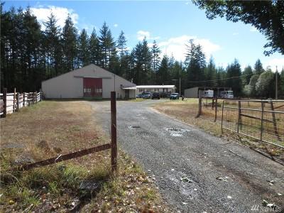Shelton Single Family Home For Sale: 271 E Shetland Rd