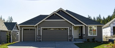 Port Orchard Single Family Home For Sale: 4880 Castleton Rd SW