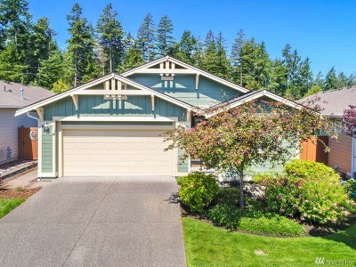 Lacey Single Family Home For Sale: 4857 Bend Dr NE