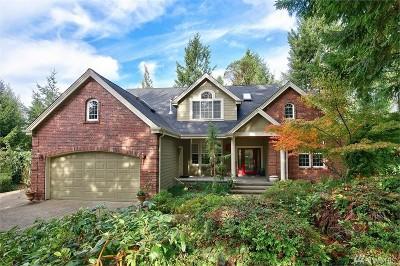 Gig Harbor Single Family Home For Sale: 11801 Sorrel Run NW