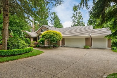 Gig Harbor Single Family Home For Sale: 13209 Foxglove Dr NW