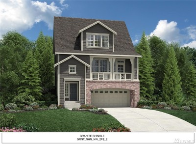 Single Family Home For Sale: 890 224th Ave NE #LOT21