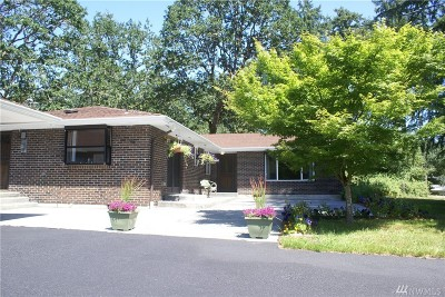 Lakewood Single Family Home For Sale: 8309 Phillips Rd SW