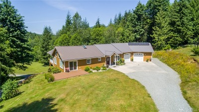 Sedro Woolley Single Family Home For Sale: 3735 Camp 2 Rd