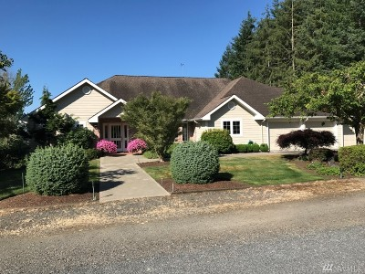 Chehalis Single Family Home For Sale: 127 Germaine Dr