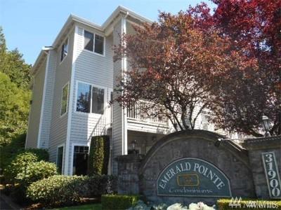Auburn Condo/Townhouse For Sale: 31900 104th Ave SE #F206