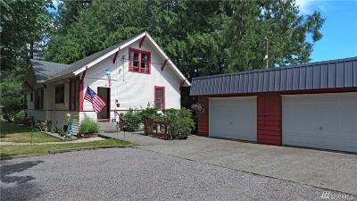Gold Bar Single Family Home For Sale: 16425 Dorman Rd