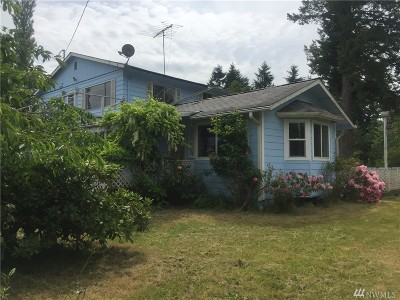 Rainier Single Family Home For Sale: 11123 128th Ave SE