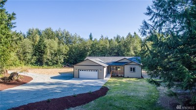 Sedro Woolley Single Family Home Contingent: 6684 Thomas Creek Dr