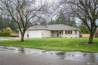 Ferndale Single Family Home For Sale: 5689 W 11th Place