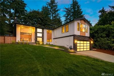 Kirkland Single Family Home For Sale: 10752 126th Ave NE