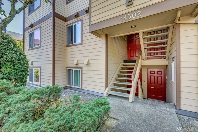 Kirkland Condo/Townhouse For Sale: 14302 126th Ave NE #E101