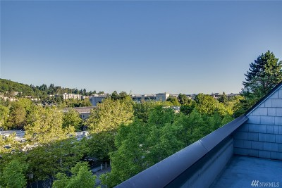 Mercer Island Condo/Townhouse For Sale: 3030 80th Ave SE #510