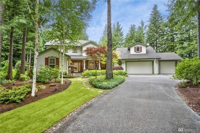 Port Ludlow WA Single Family Home For Sale: $629,500