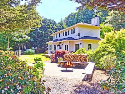 Kingston WA Single Family Home For Sale: $684,500