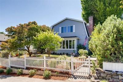 Tacoma WA Single Family Home For Sale: $629,950
