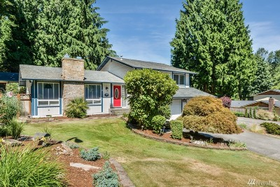Bothell Single Family Home For Sale: 10642 NE 145th Place