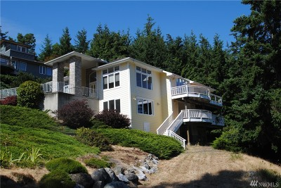 Bellingham Single Family Home For Sale: 413 Arbutus Place