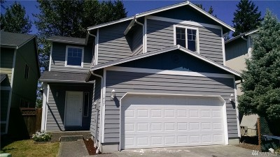 Spanaway Single Family Home For Sale: 1407 196th St E
