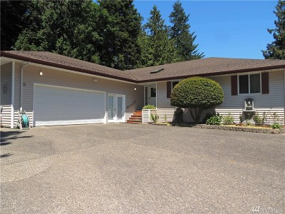La Conner Single Family Home For Sale: 296 Nisqually Place