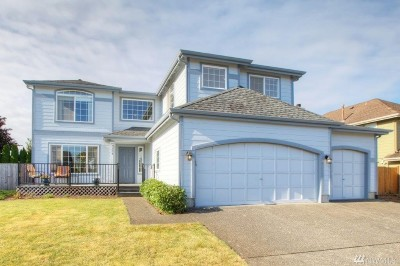 Enumclaw Single Family Home Contingent: 3334 Wynalda Dr
