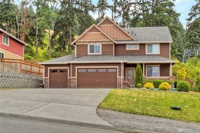 Sumner Single Family Home For Sale: 8215 173rd Ave E