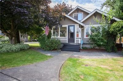 Nooksack Single Family Home Sold: 301 Nooksack Ave
