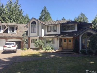Issaquah Single Family Home For Sale: 26613 SE Duthie Hill Rd