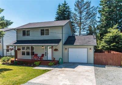 Coupeville Single Family Home For Sale: 1306 Halsey
