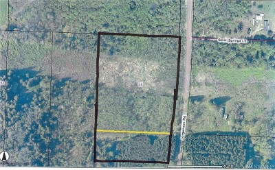Residential Lots & Land For Sale: Jorgenson Rd