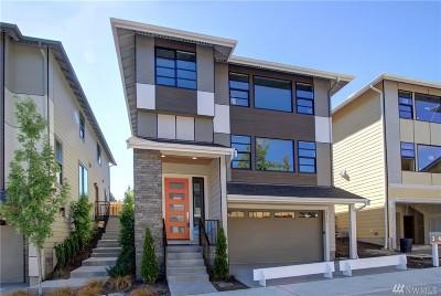 Kirkland Single Family Home For Sale: 14115 74th Ct NE #3