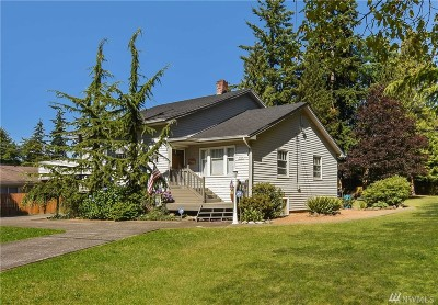 Everett Single Family Home For Sale: 5719 East Dr
