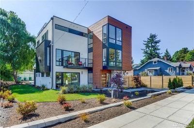 Single Family Home For Sale: 8033 17th Ave NW