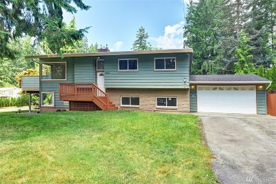 Edmonds Single Family Home For Sale: 6631 172nd St SW