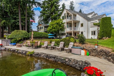 Lake Tapps Single Family Home For Sale: 2102 186th Ave E