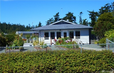 Anacortes Single Family Home For Sale: 1811 Cay Wy