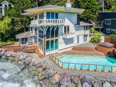 Seattle Single Family Home For Sale: 10861 Arroyo Beach Place SW