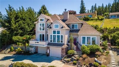 Oak Harbor Single Family Home For Sale: 596 Dugualla Rd