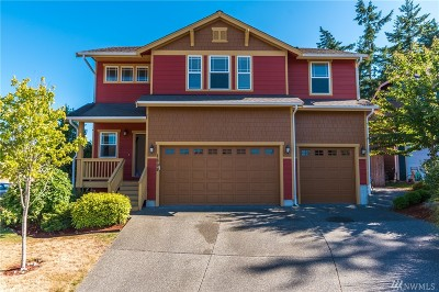 Oak Harbor Single Family Home For Sale: 1609 SW Downfield Wy