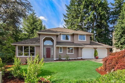 Newcastle Single Family Home For Sale: 13407 SE 84th Ct
