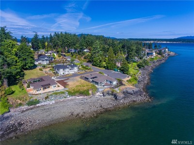 Anacortes Residential Lots & Land Sold: 117 5th St