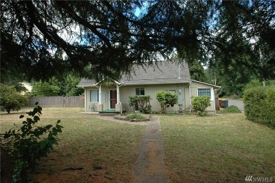 Shelton Single Family Home For Sale: 1205 S 7th St
