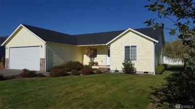 Chehalis Single Family Home For Sale: 169 Divot Dr