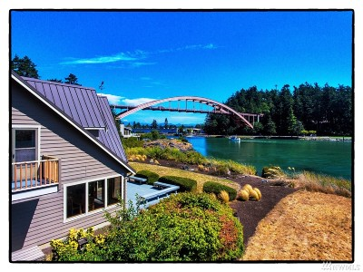 La Conner Single Family Home For Sale: 98 Samish Place