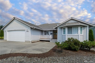 Anacortes Single Family Home For Sale: 2220 21st St