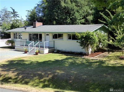 La Conner Single Family Home For Sale: 328 Snohomish Dr