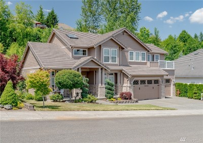 Puyallup Single Family Home For Sale: 16518 139th Ave E